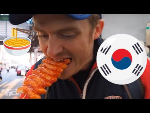 Korean Cuisine - A Food Guide for tasty eats in Seoul, Korea