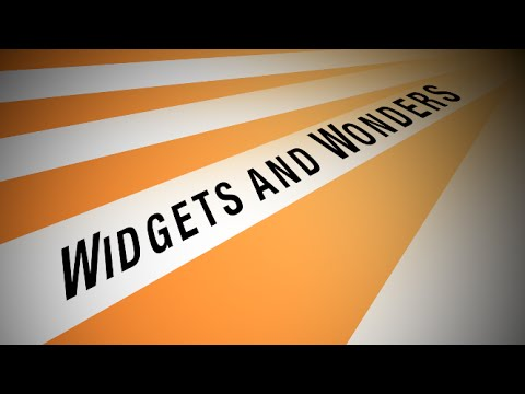 Widgets and Wonders Ep 47 - GIGA-ROBO-  Designer Interview