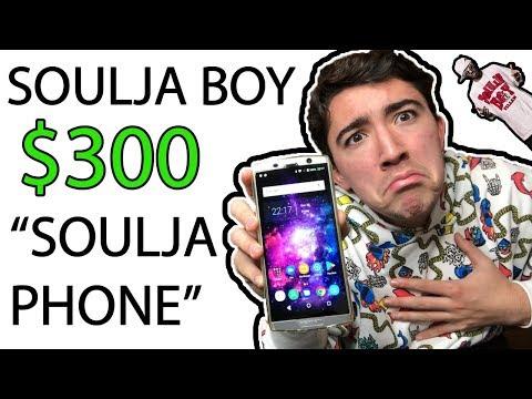 I WASTED $300 On Soulja Boys NEW Soulja Phone 😂