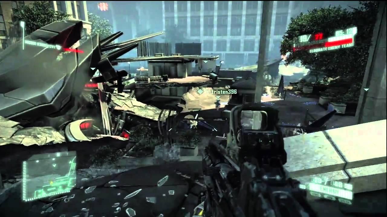 crisis 2 multiplayer