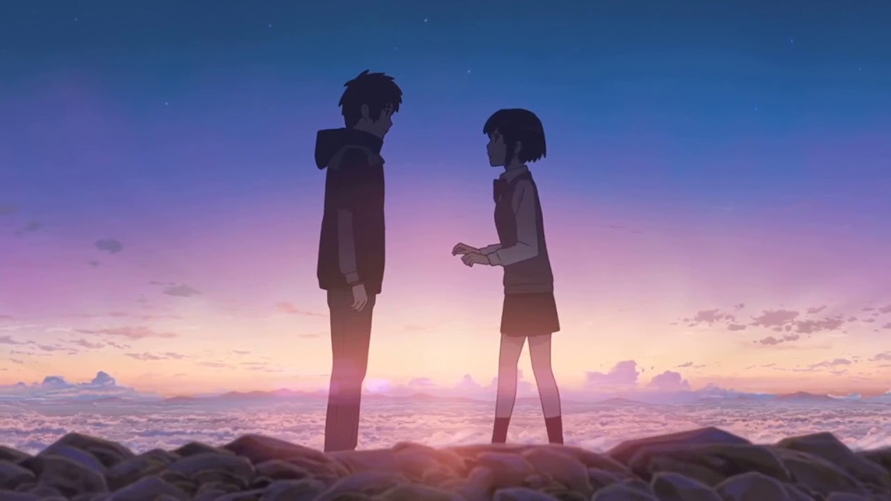 Kimi no na wa LIVE WALLPAPER