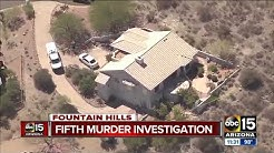 Fountain Hills death related to string of Phoenix, Scottsdale homicides