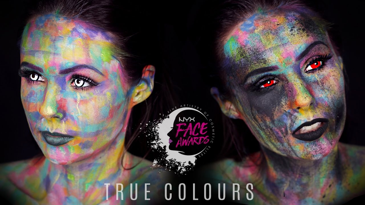 Download FARBEN DES HERZENS I #nyxfaceawardsgermany I Gina Mie