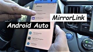 JAK DZIAŁA? MirrorLink Android Auto - TEST PL