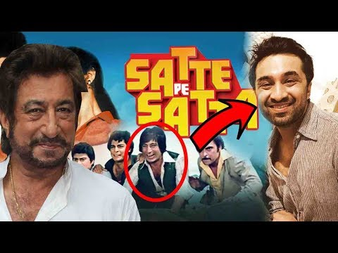 Shakti Kapoor Wants Son Siddhanth Kapoor To Reprise His Role In