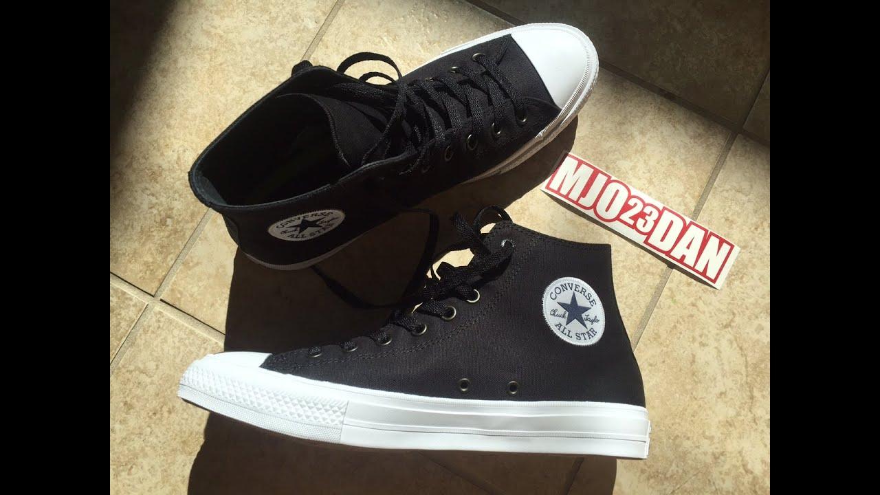 The Converse Chuck II 2 All Star - YouTube