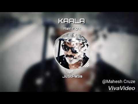 Rain Fight (Original Sound Track) - Kaala | Rajinikanth | Santhosh Narayanan | Pa Ranjith | Dhanush