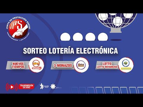Sorteo Nuevos Tiempos Reventados 18784, 3 Monazos 1210, Lotto y Lotto Revancha 2162 del 28-08-2021