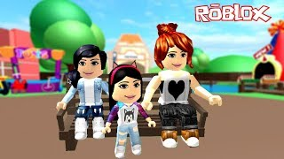 ROBLOX-FAMILY HOLIDAYS Avatar Editor (MeepCity) | Luluca Games