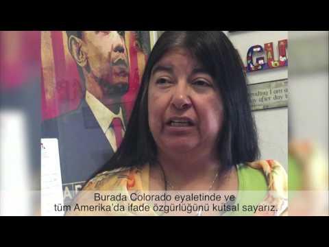 Colorado Eyalet Senatörü Aguilar: İfade özgürlüğü, garanti edilmesi gereken temel özgürlüklerdendir.