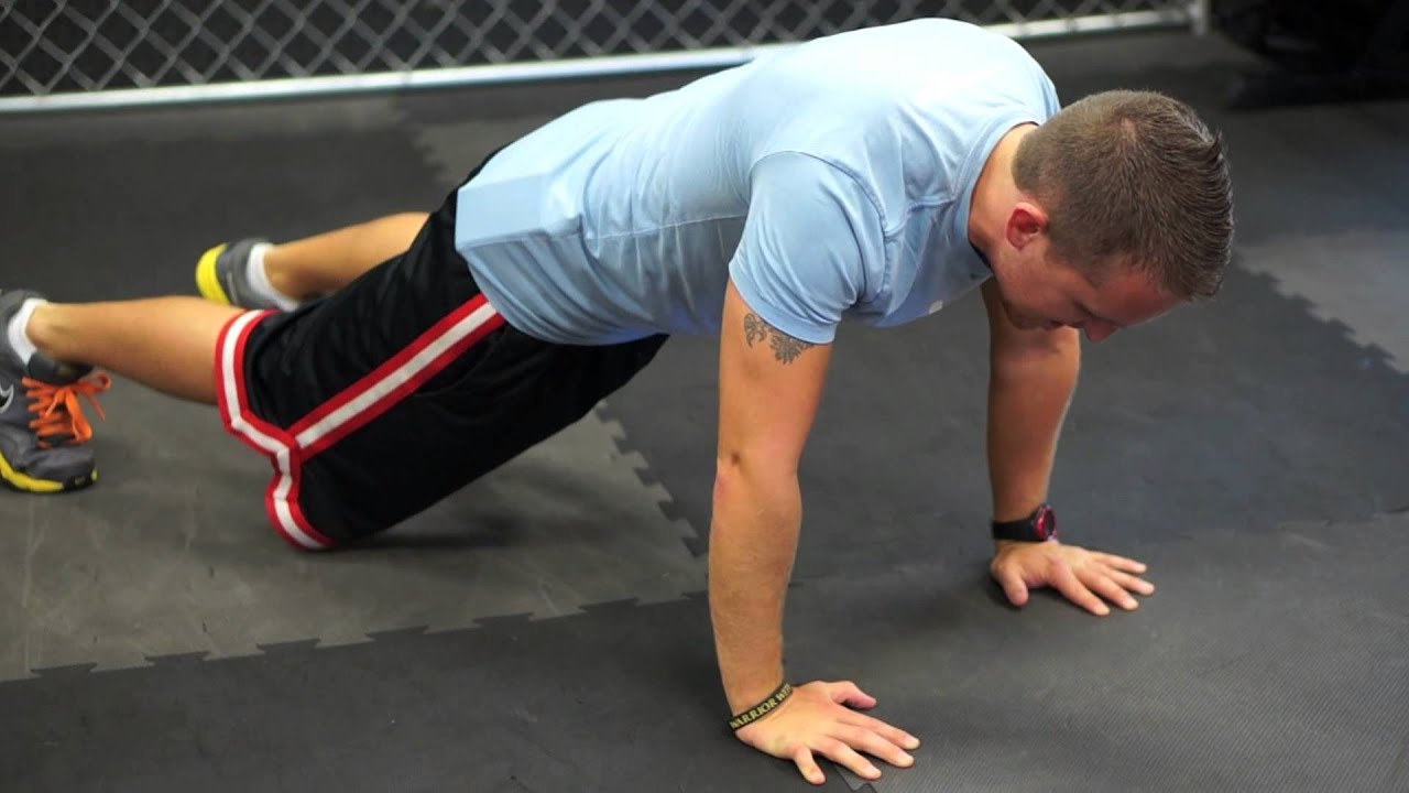 how to burn fat without equipment