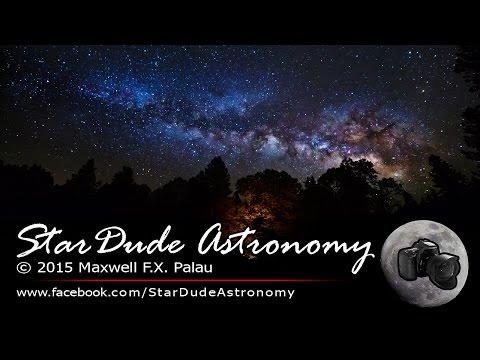 2 Nights on Palomar Mountain - Milky Way & Camping Time Lapse - StarDude Astronomy