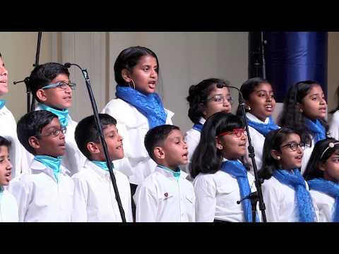 Kuyilukal Paadunnu - Junior Choir - SHJ CSI Carols 2017