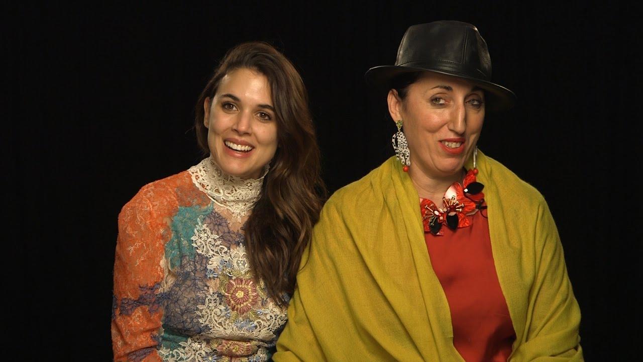 Download Adriana Ugarte y Rossy de Palma Hablan de JULIETA (Blu-ray & DVD)