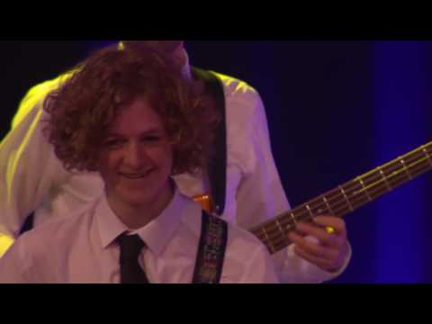 The smell of music | Amsterdam Funk Orchestra | TEDxDelft