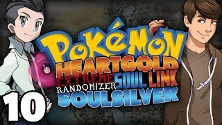 THE RETURN AND WE STILL SUCK! | Pokemon HeartGold/SoulSilver Extreme Randomizer Soul Link Part 10!