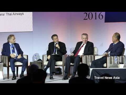 Outlook and Challenges of Aviation Industry - AAPA Assembly of Presidents 2016