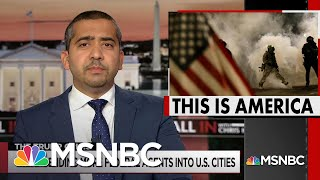 Trump Attacks The Rule Of Law. Critics Say It's Time To Use 'The F Word: Fascism' | MSNBC