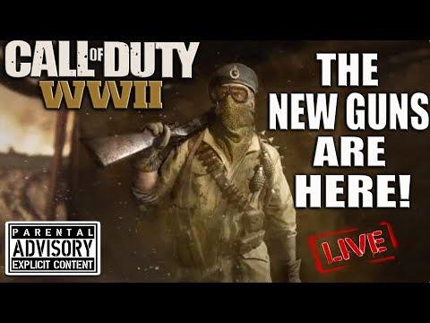 NEW GUNS! COD WW2 BLITZKRIEG EVENT IS LIVE! 😈 ALL NEW BLITZKRIEG EVENT GUNS LIVE! HQ 24/7 GAMEPLAY!