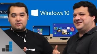 Windows 10 - Das beste Windows aller Zeiten? - Tech-up | deutsch / german