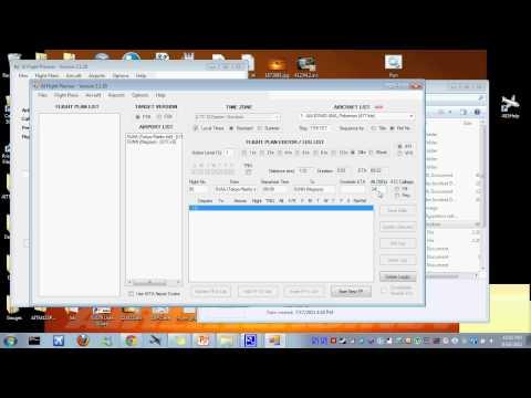 Creating AI Flight plans tutorial (FS9/FSX) - YouTube