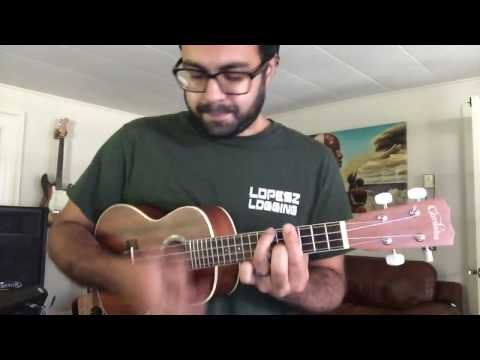 Phish  You Enjoy Myself  Arranged for Ukulele with Tab