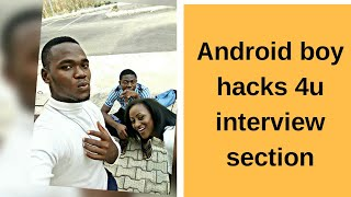 What do you like and dislike about your smart phone (interview section)