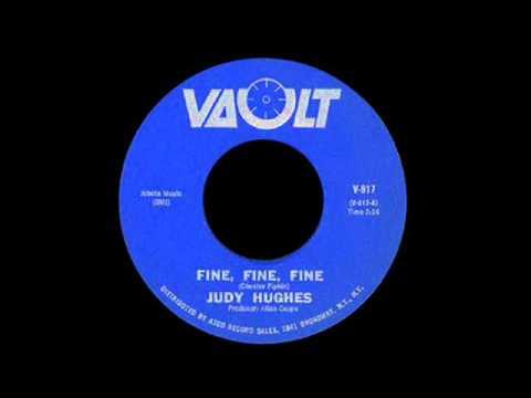 Judy Hughes - Fine, Fine, Fine