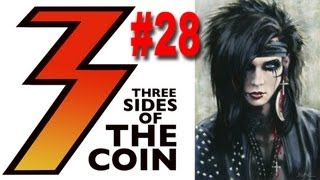 Andy Biersack from Black Veil Brides Talks KISS with Three Sides Of The Coin