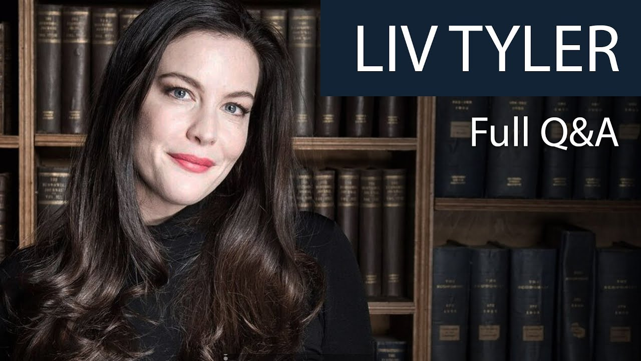braless Youtube Liv Tyler naked photo 2017