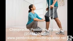 Lower Back Pain Relief Chiropractor Pembroke Pines, FL - Call (954) 432-5775