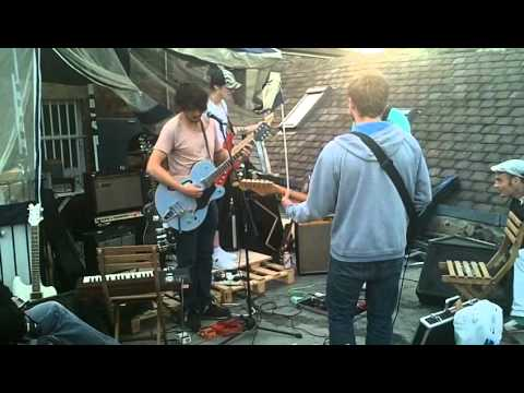 The roof top Gig sessions. LOBO. live from harrogate north yorkshire England uk.