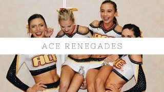 ACE RENEGADES// AMERICAN ALL STAR HIGHLIGHTS 2018-2019