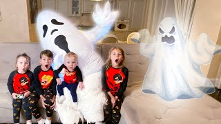 Five Kids Ghost Song