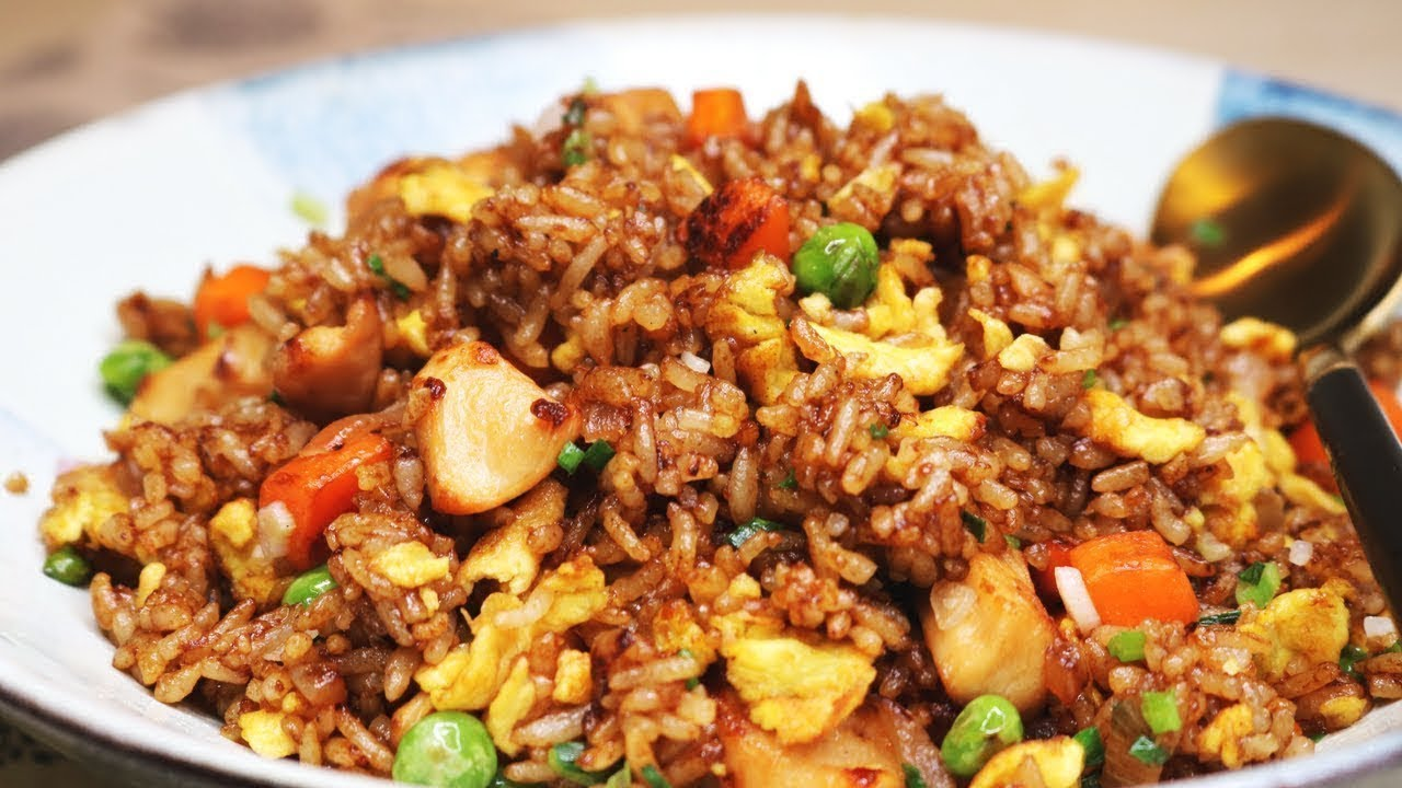 Better than takeout and easy chinese chicken fried rice recipe better than takeout and easy chinese chicken fried rice recipe ccuart Images