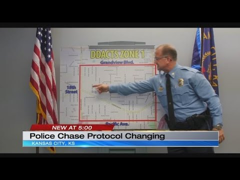 Kansas City, KS Police Will Now Chase Everyone Who Flees With Probable Cause