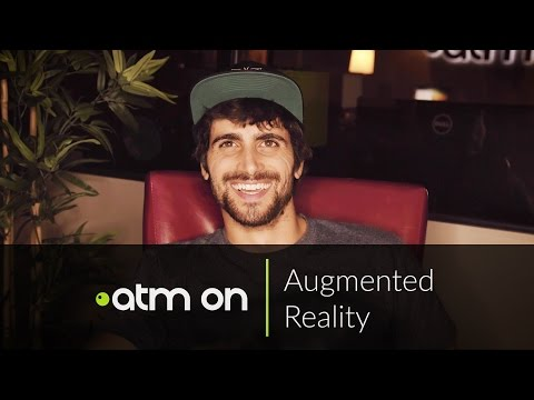 ATM on Augmented Reality   AR Explained!
