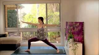 Hatha Yoga to Slow Down and Reboot (full class)