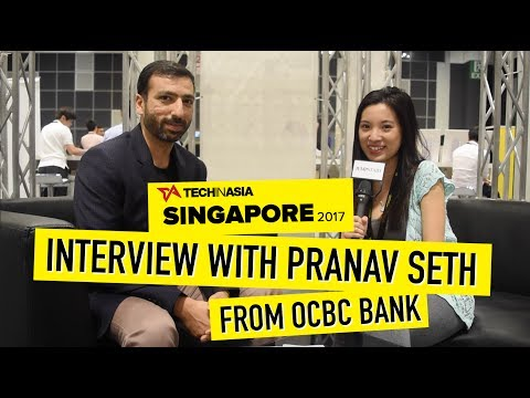 OCBC Bank's Secret to Corporate Partnerships | Tech in Asia Singapore