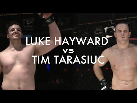 Luke Hayward v Tim Tarasiuc WCMMA39
