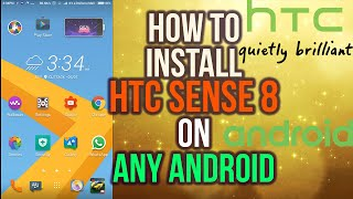 How to install HTC Sense 8 UI on any Android [Official HTC 10 Sense Home Beta Launcher APK Review]