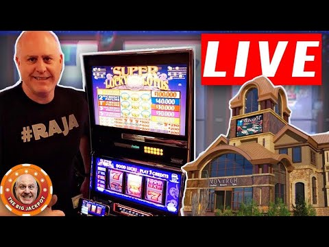 🔴LIVE HUGE JACKPOTS! Tuesday Night Wins From Monarch Casino!