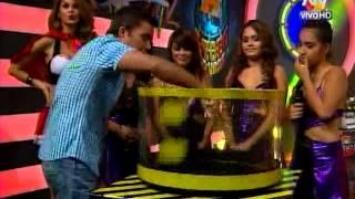 Tuteve.tv / Corazón Serrano hizo bailar al público de A Todo o Nada