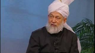 Rencontre Avec Les Francophones 16 novembre 1998 Question Réponse Islam Ahmadiyya