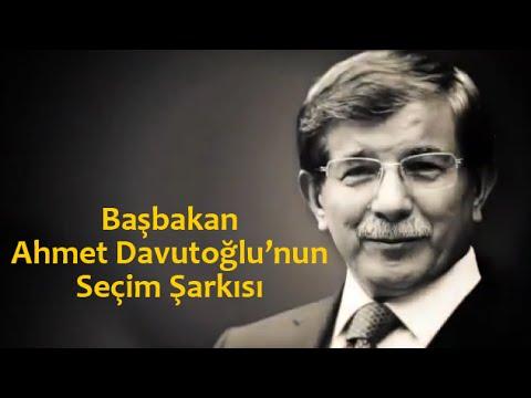 Başbakan Ahmet Davutoğlu'nun Yeni Seçim Şarkısı