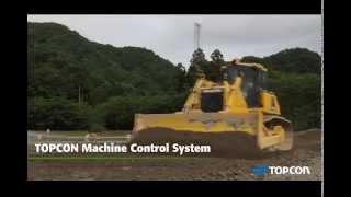 トプコン 3次元マシンコントロールシステム 3D-MC2(スクエア)