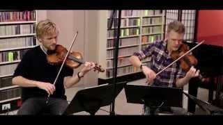 Traditional (arr. DSQ): Easter Sunday (Danish String Quartet)
