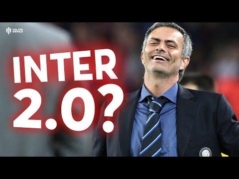 Is Jose Mourinho Building Inter 2.0?