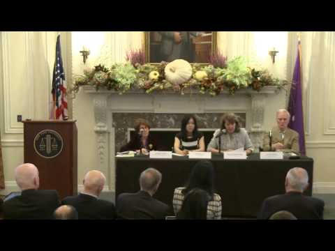 20th Annual Gelatt Dialogue: Panel 1: The Refugee Problem, International Law, and China's Role