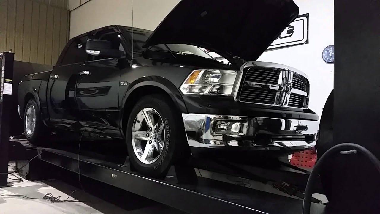 Dodge Hemi Truck Hp
